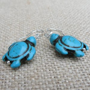 Turqules - Earrings - Weezie World