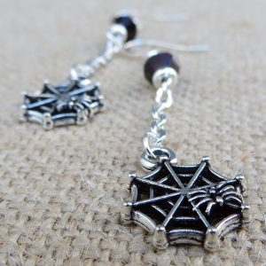 Boris the Spider - Earrings - Weezie World