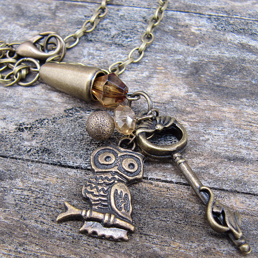 Owl & The Pussycat - Necklace - Weezie World