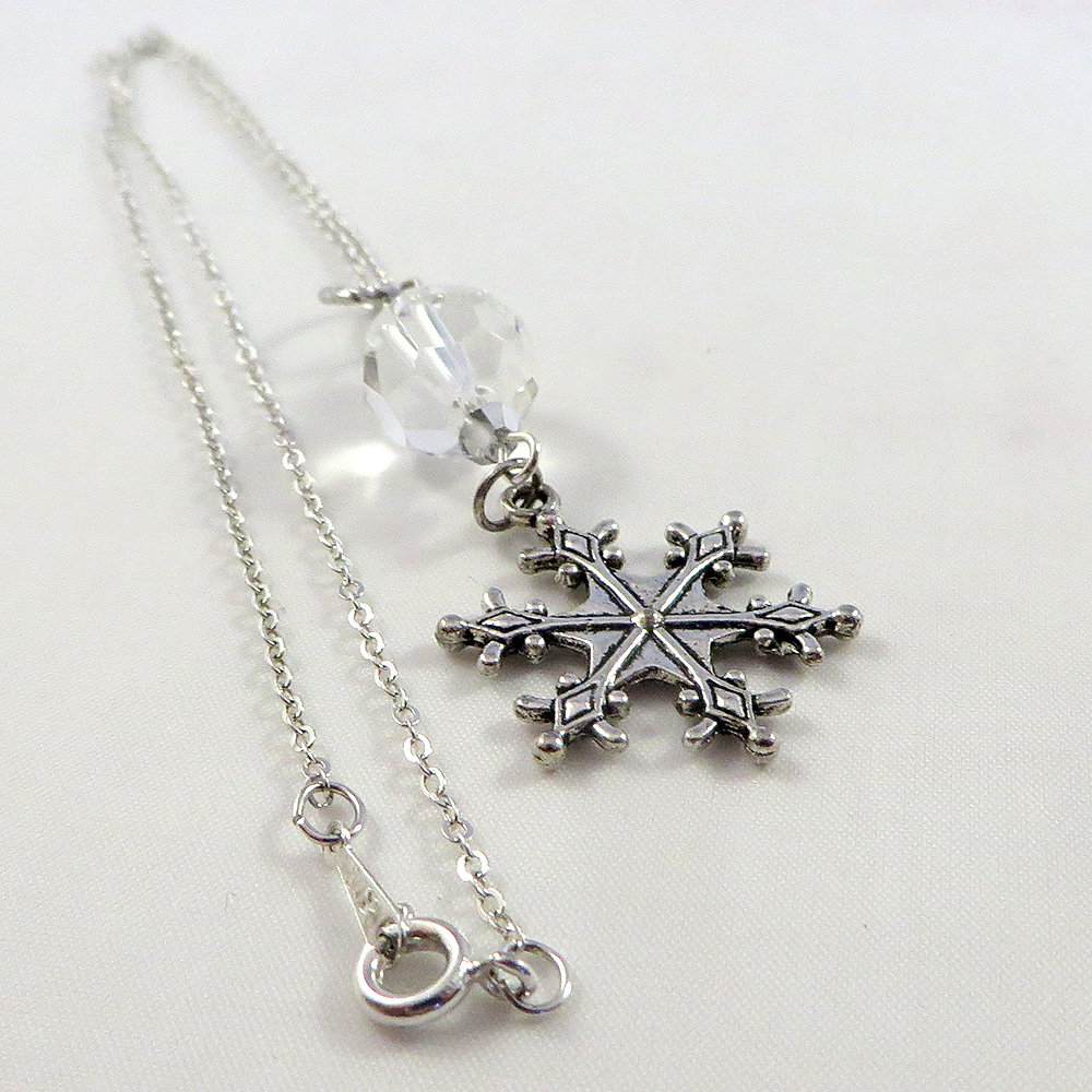 Let it Snow - Necklace - Weezie World