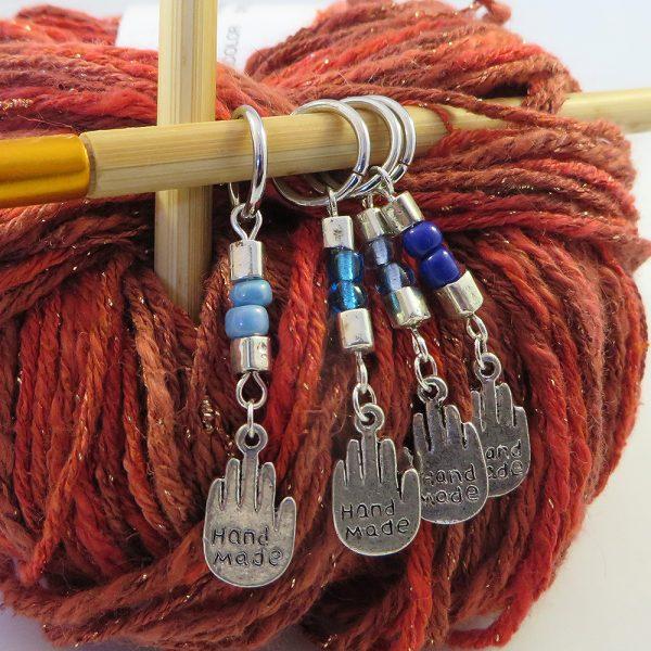 Hand Made Stitch Marker - Weezie World